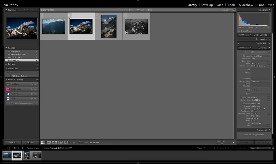 A simple guide to Adobe Lightroom