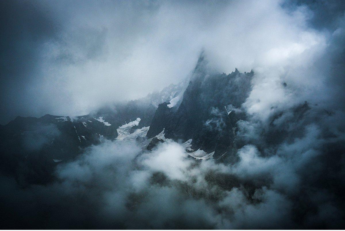 Aiguille du Dru (3754m)
